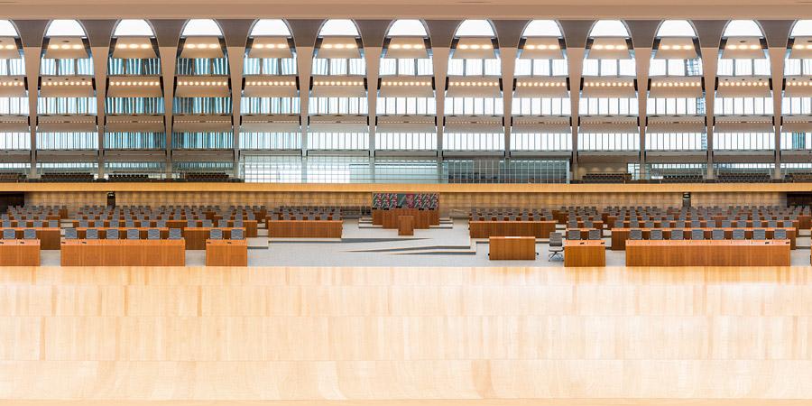 Plenarsaal Mitte