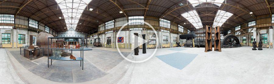 Karl Manfred Rennertz - Atelier.Industrie Ausstellung 2013