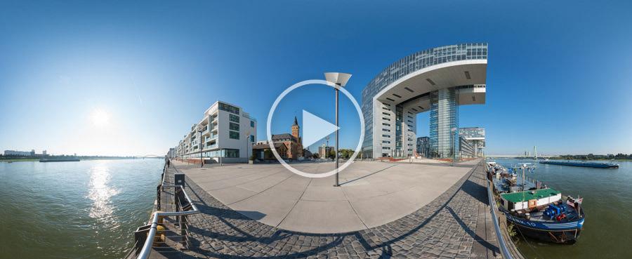 Rheinauhafen 360°