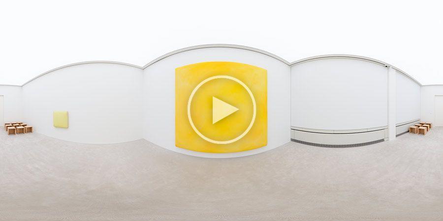 360°x180°-Panorama – Raum der Stille im Landtag NRW Düsseldorf von Gotthard Graubner