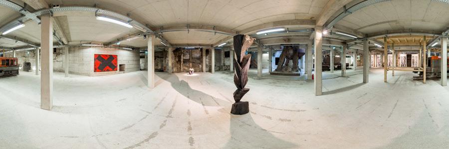 Skulptur von Karl Manfred Rennertz