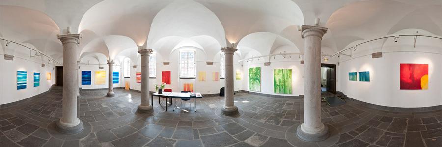 Ausstellung von Rose-Marie Gnausch