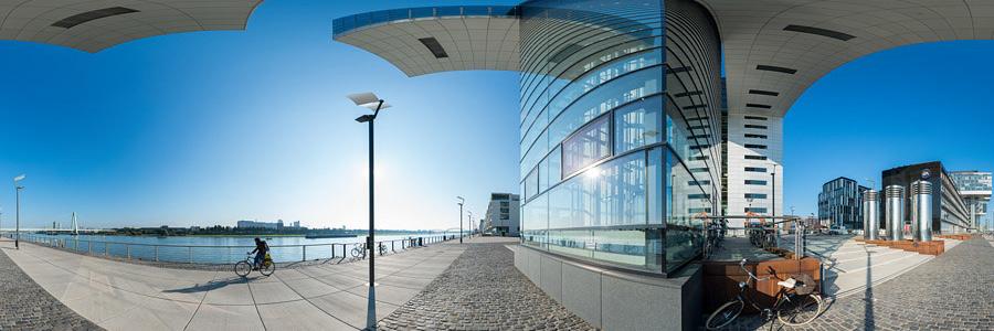 Kranhäuser Panorama #4