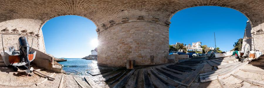 Unter der Corniche - La Calanque - Marseille