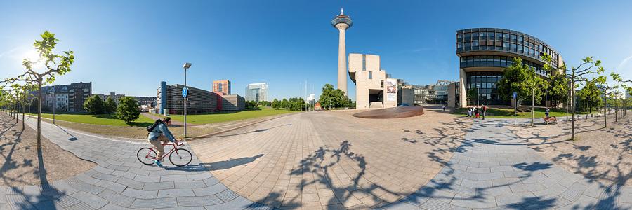Landtag NRW 360°x 180° Panorama