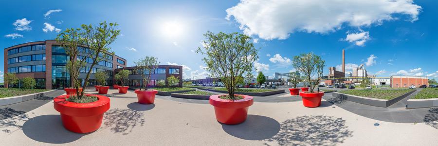 REMONDIS Lippewerk - Neues Verwaltungsgebäude