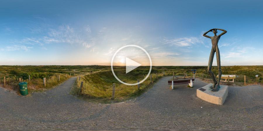 De Uitkieker - 360° Panoramamfotografie von Chris Witzani