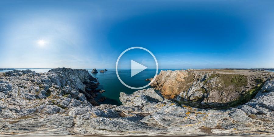 Pointe de Penhir | Bretagne / Finistère / Camaret-sur-Mer | Pano #4 | 03.2016