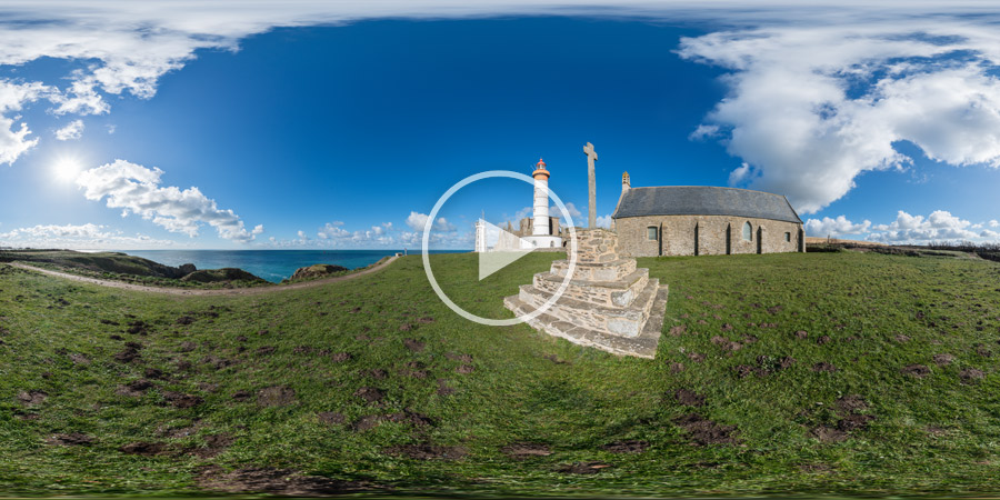 Kapelle Notre-Dame-de-Grâce – Plougonvelin | Kugelpanorama #5392 | 03.2016