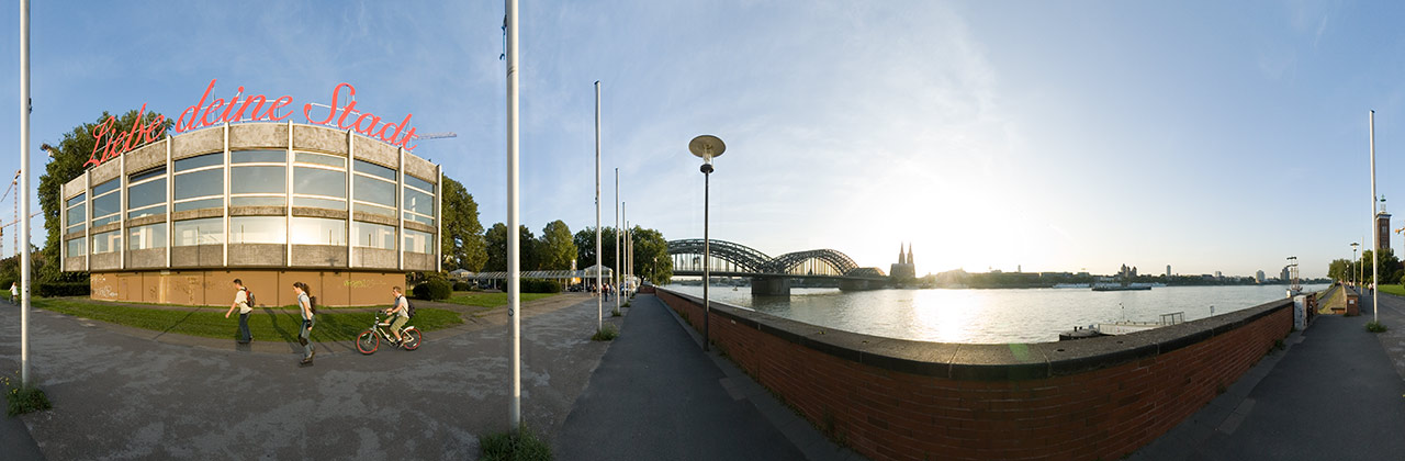 Liebe deine Stadt – Panoramapavillon