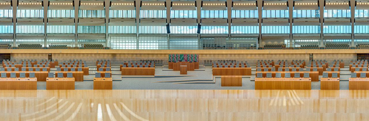 Plenarsaal Landtag NRW 360°