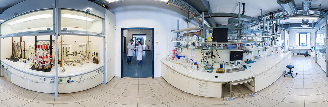 UCL Labor Lippewerk 360°