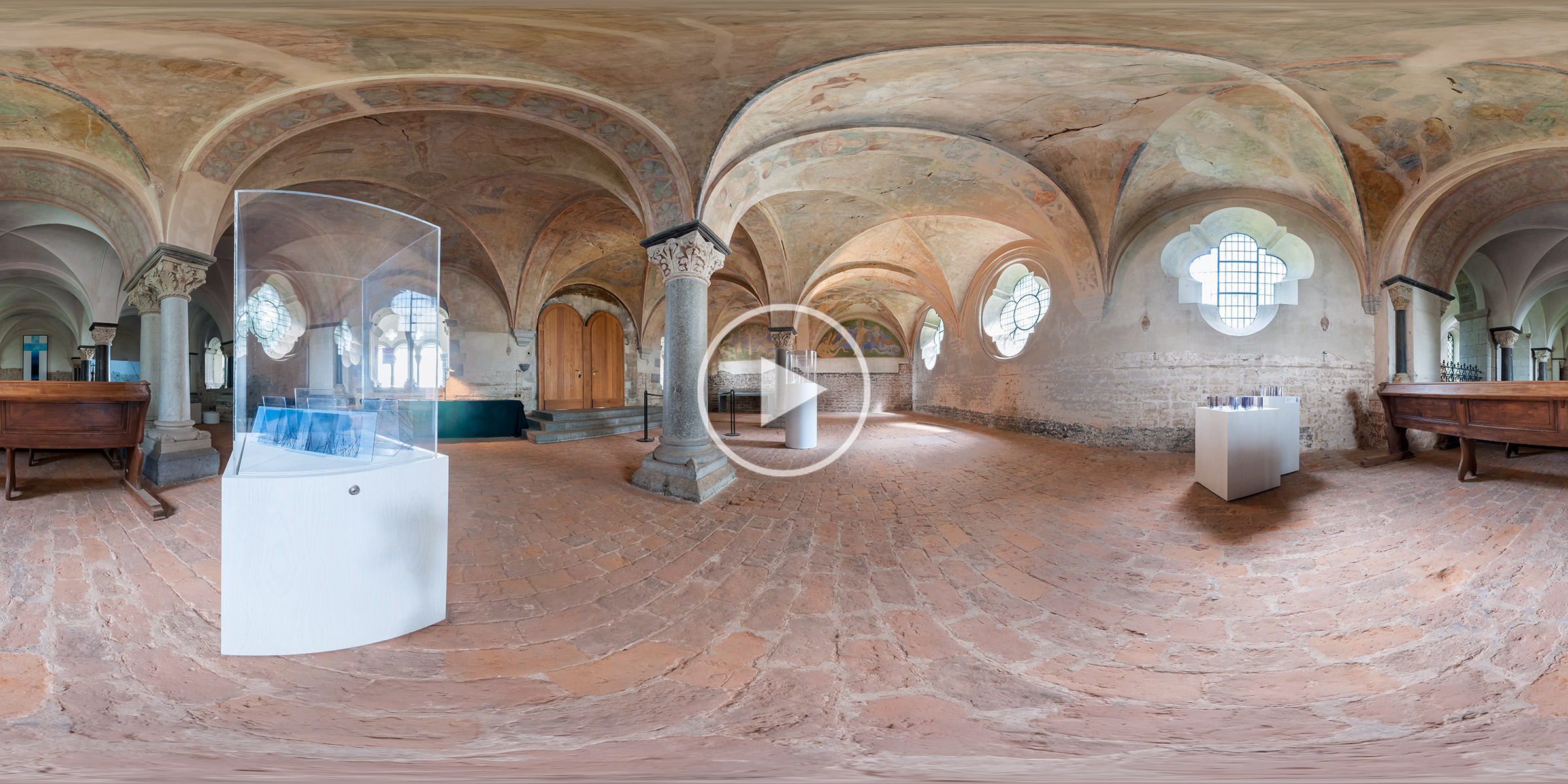 Kapitelsaal Abtei Brauweiler