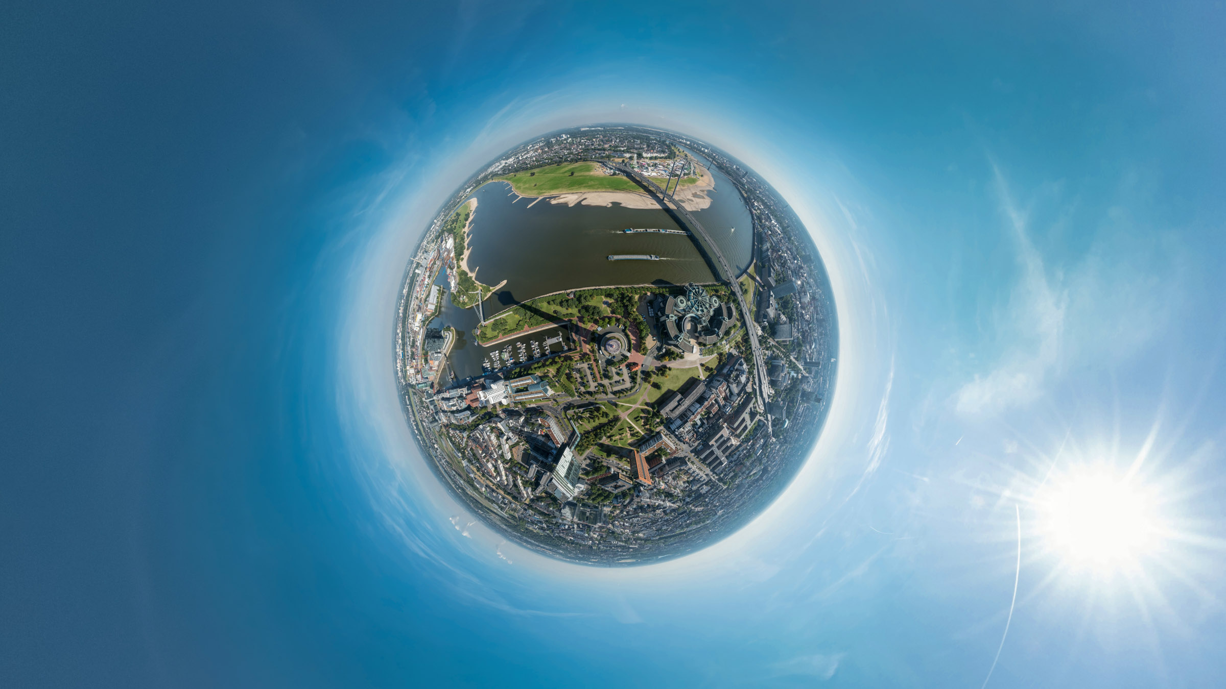 Little Planet Düsseldorf